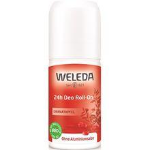 Weleda Körperpflege Deodorants Granatapfel Deo Roll-On 24h 50 ml