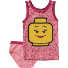LEGO WEAR Unterwäsche gelb / rosa / dunkelpink