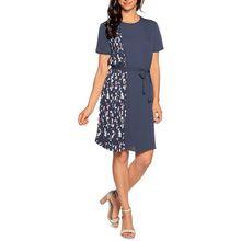 Tommy Hilfiger Kleid in blau für Damen