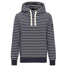 MUSTANG Sweatshirt nachtblau / weiß