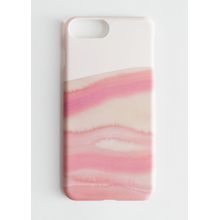 Watercolour iPhone Case - Pink