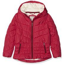Bench Mädchen Jacke Wadded Jacket 2, Rosa (Virtual Pink Pk103), 164 (Herstellergröße: 13-14)