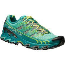 La Sportiva - Ultra Raptor Damen Trailrunningschuh (grün/gelb) - EU 37 - UK 4,5