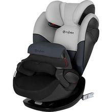 Auto-Kindersitz Pallas M-Fix, Silver-Line, Cobblestone, Silver-Line dunkelgrau