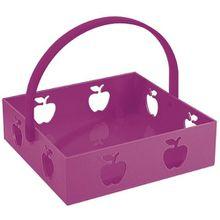 Serviettenbehälter / Serviettenhalter / Serviettenbox (pink)