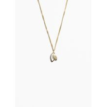 Leafy Gold Necklace - Gold