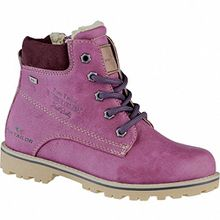 TOM TAILOR Mädchen Winter Synthetik Tex Boots berry, Warmfutter, 3739207/36