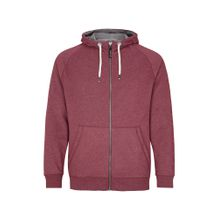 S.Oliver RED LABEL Sweatjacke weinrot