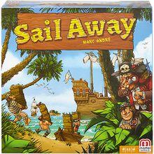 Mattel Games Sail Away