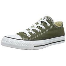 Converse Unisex-Erwachsene Chuck Taylor All Star Sneaker, Grün (Herbal), 43 EU