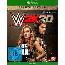 WWE 2K20 - Deluxe Edition Xbox One
