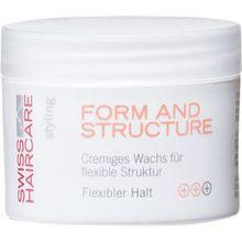 Swiss Haircare Pflege Haarpflege Creme Wachs 50 ml