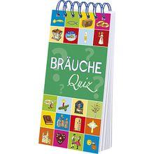 Buch - Bräuche-Quiz