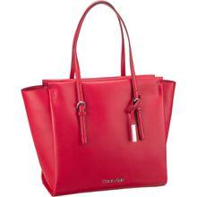 Calvin Klein Handtasche Avant Large Shopper Lipstick Red