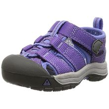 Keen Unisex-Kinder Newport H2 Durchgängies Plateau Sandalen, Violett (Purple Heart/Periwinkle), 34 EU