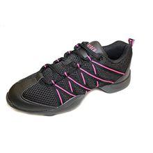 Bloch 524 Criss Cross Tanz Sneaker Rosa Größe 42.5