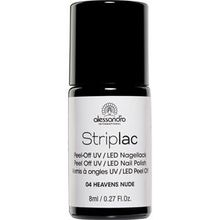 Alessandro Make-up Striplac Colour Explosion Striplac Nail Polish Nr. 145 Dark Violet 8 ml