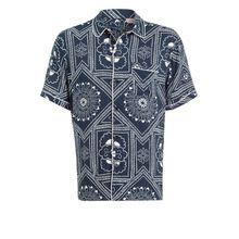 Levi's® Halbarm-Resorthemd BANDANA BLUES Comfort Fit