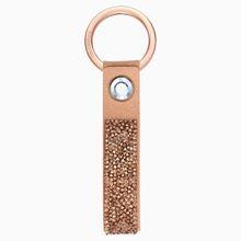 Glam Rock Schlüsselanhänger, Rotgold, Rosé vergoldet