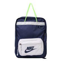 Nike Sportswear Rucksack 'TANJUN' navy / weiß