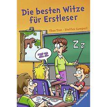 Buch - Die besten Witze Erstleser  Kinder