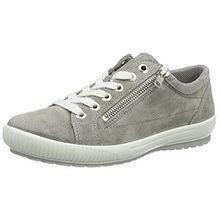 Legero Damen Tanaro Sneaker, Grau (Metall 92), 38.5 EU (5.5 UK)