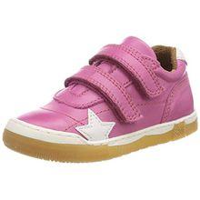 Bisgaard Mädchen Klettschuhe Sneaker, Pink (Pink), 31 EU