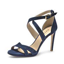 Evita Shoes Sandaletten blau Damen