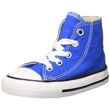 Converse Unisex-Kinder CTAS Hi Sneakers, Blau (Soar), 30 EU