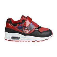 Ladybug , Mädchen Sneaker rot rot, rot - rot - Größe: 33