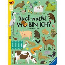 Buch - Edition Piepmatz: Such mich! Wo bin ich?