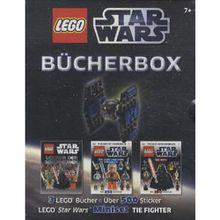 Buch - LEGO Star Wars, Bücher-Box
