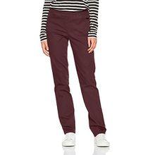 Brax Raphaela by Damen Jeans Pamina (Slim) 17-6227, Rot (Purple 83), W29/L32 (Herstellergröße: 38)