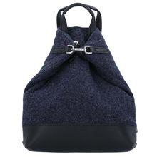 Jost Farum X-Change Rucksack 32 cm blau