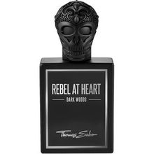 Thomas Sabo Herrendüfte Rebel at Heart Dark Woods Eau de Toilette Spray 50 ml