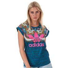 Damen T-Shirt adidas Originals Borbomix T-Shirt
