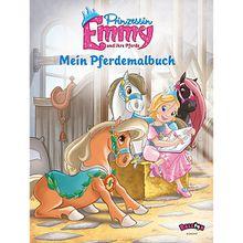 Buch - Prinzessin Emmy: Mein Pferdemalbuch