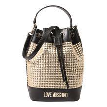 Love Moschino Tasche beige / schwarz