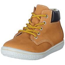 Ricosta Yani, Jungen Hohe Sneakers, Braun (REH 265), 24 EU (7 Kinder UK)