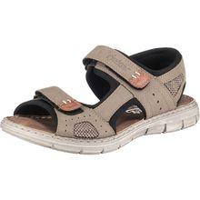 rieker Klassische Sandalen braun Herren
