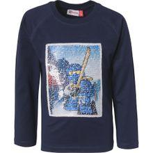 LEGO WEAR Shirt dunkelblau / mischfarben