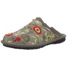 Romika Damen Mikado 88 Pantoffeln, Beige (Beige-Multi 251), 42 EU
