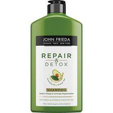 John Frieda Haarpflege Repair & Detox Shampoo 250 ml