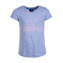 ADIDAS PERFORMANCE Trainingsshirt 'ID Winner' hellblau / pink