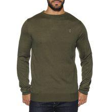 Soul Star Pullover in grün für Herren