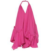 Minikleid La Robe Rosa aus Wolle