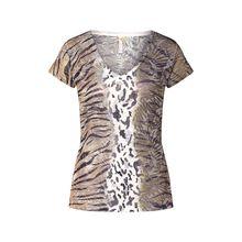 Key Largo Shirt MADAGASCAR T-Shirts khaki Damen