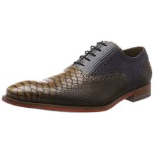 Floris van Bommel Herren 19103 Oxfords, Braun (Brown), 46 EU