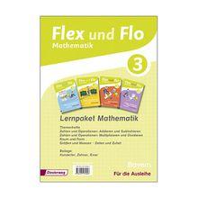 Buch - Flex und Flo, Ausgabe 2014 Bayern: 3. Jahrgangsstufe, Lernpaket Mathematik, 4 Hefte (Für die Ausleihe)  Kinder