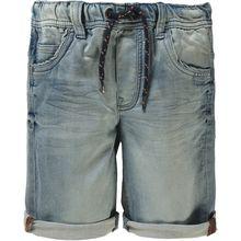 TOM TAILOR Shorts blue denim